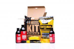 Good Stuff Wheel Kit – zestaw kosmetyków i akcesoriów do pielęgnacji kół