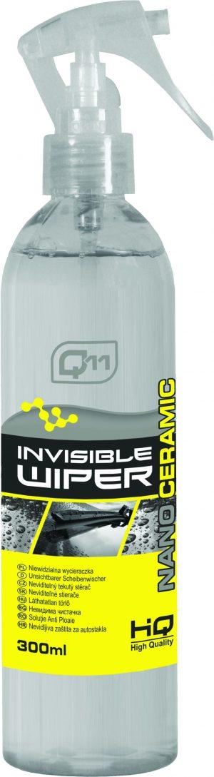 Q11 Nano Ceramic Invisible Wiper Niewidzialna wycieraczka 300ml