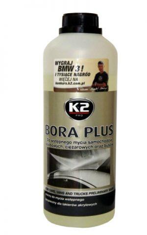 K2 BORA PLUS Mocny płyn do mycia wstępnego 1 KG