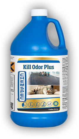 CHEMSPEC Kill Odor Plus Skuteczny neutralizator trudnych zapachów
