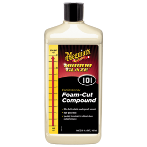 MEGUIAR'S Foam Cut Compound 101 32oz Pasta polerska (mocno ścierna) 946ml