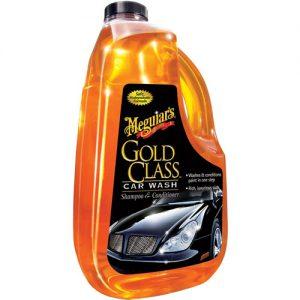 MEGUIAR'S Gold Class Car Wash Shampoo & Conditioner - Szampon z odżywką 1.89L
