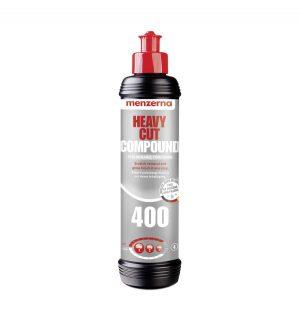 MENZERNA Heavy Cut Compound 400 Pasta polerska mocno ścierna 250ml