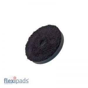 Flexipads Dysk polerski rzep 125mm mikrofibra FINISH BLACK (MGFB5)