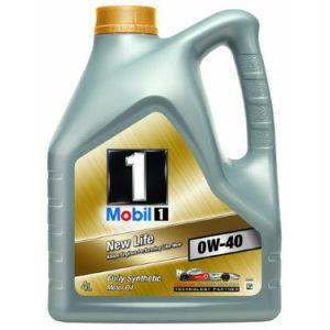 MOBIL 1 New Life 4L Olej silnikowy 0W40