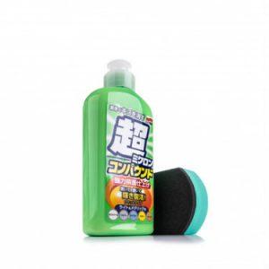 SOFT99 Micro Liquid Compound Light&Metallic - Preparat ścierający do czyszczenia karoserii samochodowej