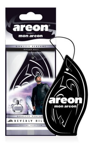 AREON MON zawieszka zapach Beverly Hills