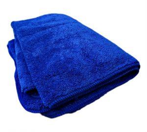 MONSTER Double Fluffy Dryer ręcznik do osuszania lakieru po myciu auta 90x60cm 500gsm
