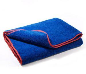 MONSTER Fluffy Dryer ręcznik do osuszania lakieru po myciu auta 90x60cm