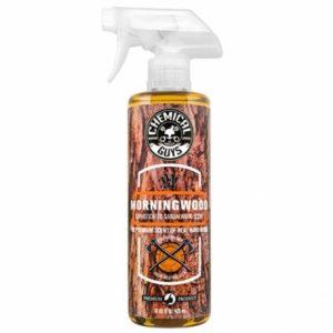 CHEMICAL GUYS Morning Wood SCENT Odświeżacz powietrza zapach porannego drewna w sprayu 473ml