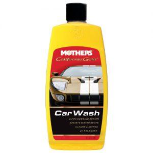 Mothers California Gold Car Wash Szampon samochodowy 473ml