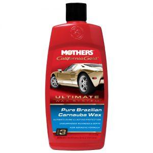 Mothers California Gold Pure Carnauba Wax Wosk 473ml