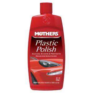 Mothers Plastic Polish Polerowanie plastiku 236ml