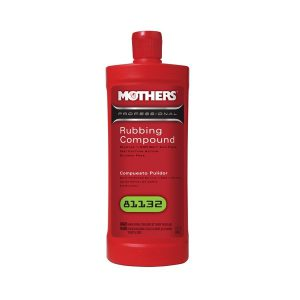 Mothers Professional Rubbing Compound pasta średnioziarnista 355ml