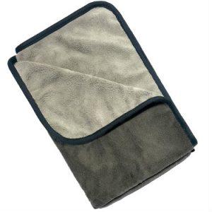 ADBL MR GRAY TOWEL Delikatna mikrofibra ręcznik 40x60cm 600gsm