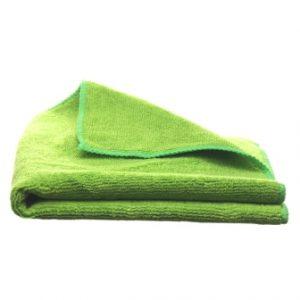 Mikrofibra Uniwersalna zielona 30x30cm 220G/m2
