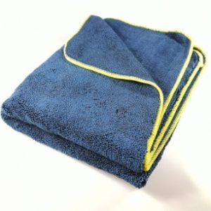 Fluffy Dryer Yellow Professional - ręcznik do osuszania lakieru 90x60 cm 550g/m2