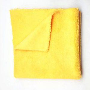 Mikrofibra bezszwowa Yellow Marlin Edgeless 40x40cm 330G/m2