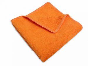 Mikrofibra Uniwersalna pomarańczowa 40x40cm 320g/m2