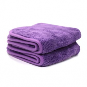 Ultra Plush Violet Ręcznik z mikrofibry 60x40cm 1100G/m2