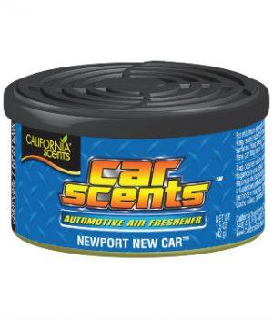 CALIFORNIA SCENTS Odświeżacz powietrza Car Scents - Zapach New Car