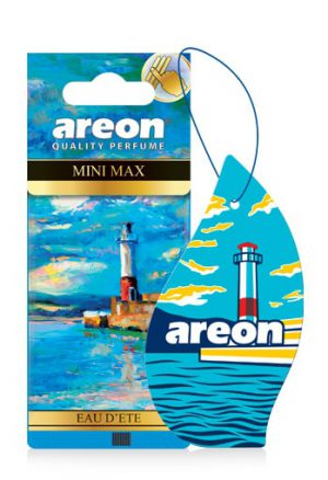 AREON MON Mini Max zawieszka zapach Eau d'ete