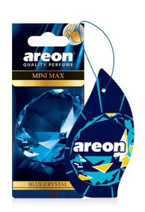 AREON MON Mini Max zawieszka zapach Blue Crystal