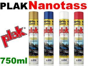 ATAS Plak Nanotass do czyszczenia i konserwacji plastików 750ml