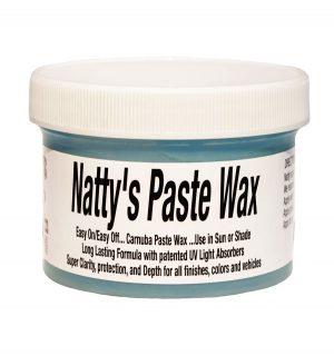 Poorboy's World Natty's Paste Wax Blue Wosk do lakierów