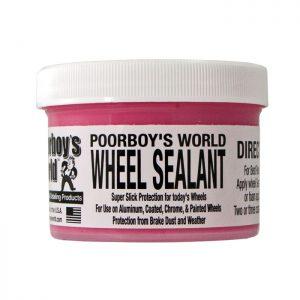 Poorboy's World Wheel Sealant Wosk do felg