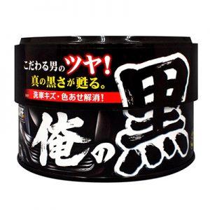 "PROSTAFF High Gloss Car Wax For Black ""Ore No Kuro"" Wosk Carnauba"