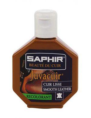 SAPHIR BDC Juvacuir Balsam do renowacji, odnowy koloru kolor naturalna skóra 39 75ml