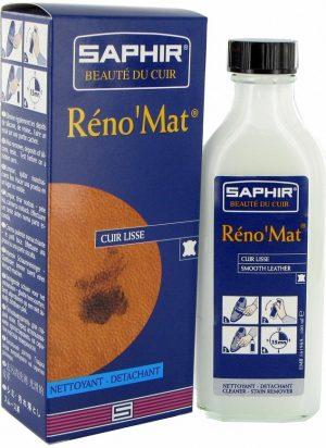SAPHIR BDC Renomat Cleaner Płyn do czyszczenia skóry 100ml