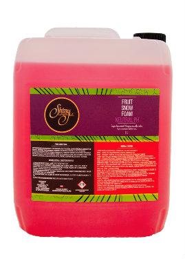 Shiny Garage Fruit Snow Foam Neutral pH Piana aktywna 5L