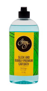 Shiny Garage Sleek and Bubbly Premium Shampoo Szampon do samochodu 500ml