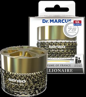 DR. MARCUS SENSO DELUXE - Zapach samochodowy Billionaire