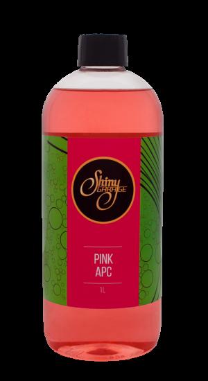 Shiny Garage Pink APC Uniwersalny koncentrat do czyszczenia 1L