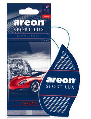 AREON Sport Lux zawieszka zapach Carbon