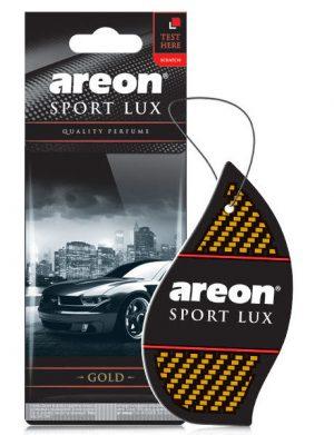 AREON Sport Lux zawieszka zapach Gold