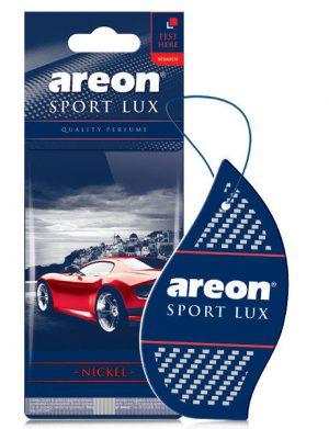 AREON Sport Lux zawieszka zapach Nickel