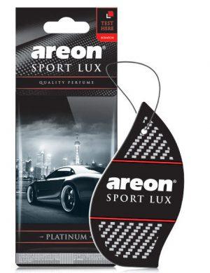 AREON Sport Lux zawieszka zapach Platinum