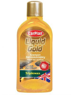 CARPLAN Triplewax Liquid Gold Samo-osuszający szampon samochodowy