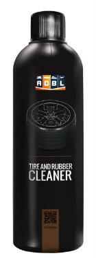 ADBL TIRE AND RUBBER CLEANER Czyszczenie opon i elementów gumowych 500ml