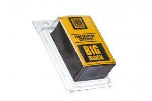 Work Stuff Big Block Clay Sponge – pad z polimerem do glinkowania lakieru