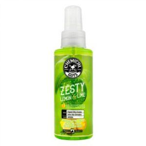 CHEMICAL GUYS Zesty Lemon & Lime air freshener and odor neutralizer Scent 118ml