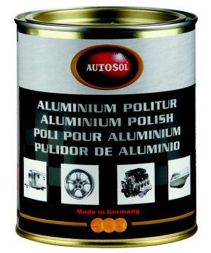 AUTOSOL ALUMINIUM POLISH Pasta polerska do aluminium 750ml