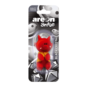 AREON TOY Smile Zapach Black Crystal