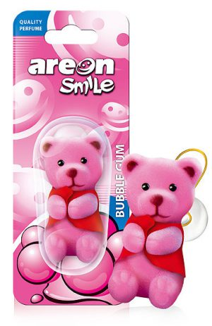 AREON TOY Smile Zapach Bubble Gum