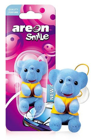 AREON TOY Smile Zapach New Car