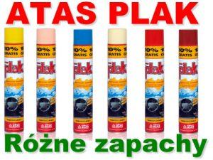 ATAS Plak 750 do czyszczenia i konserwacji plastików 750ml
